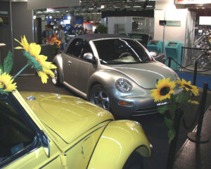 Beetles Revival Stand IAA '99
