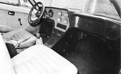 SP2 Interieur
